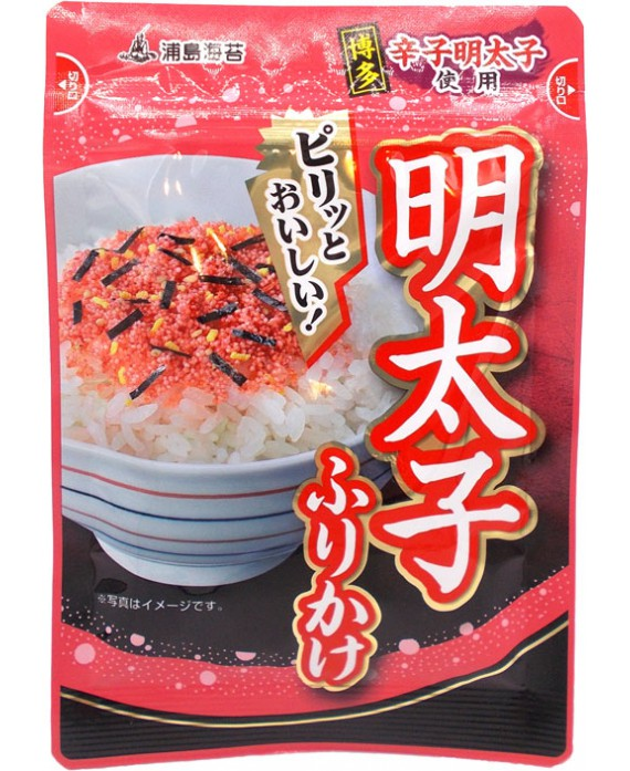 Mentaiko fish eggs furikake