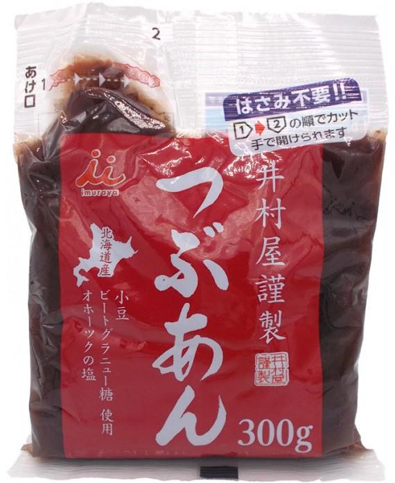 Pâte d'haricots rouges Tsubuan