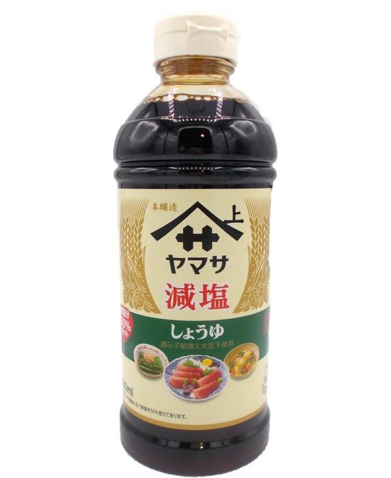 Sauce de soja moins salée - Yamasa 500ml