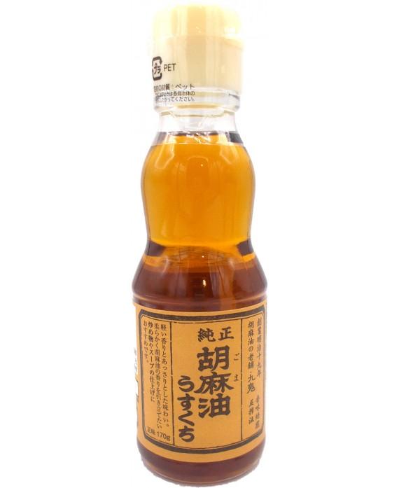 九鬼 純正 胡麻油 うすくち - 170g