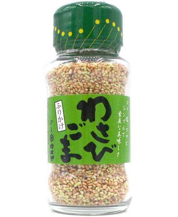 Assaisonnement furikake sésame wasabi