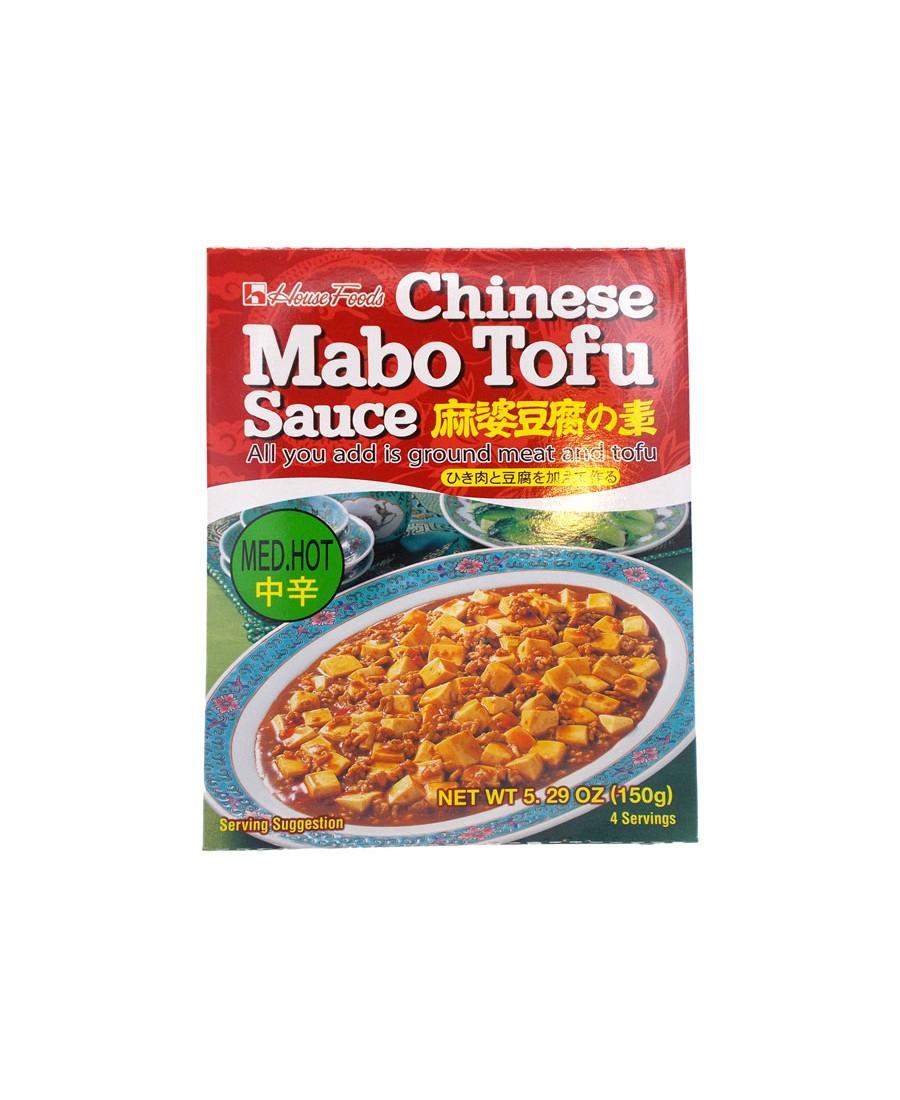 Sauce Mabo tofu