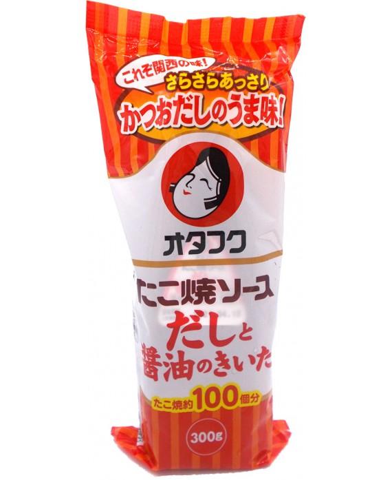 オタフク だし醬油のたこ焼きソース - 300g