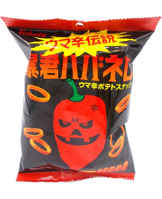 Spicy potato snack - Bokun...