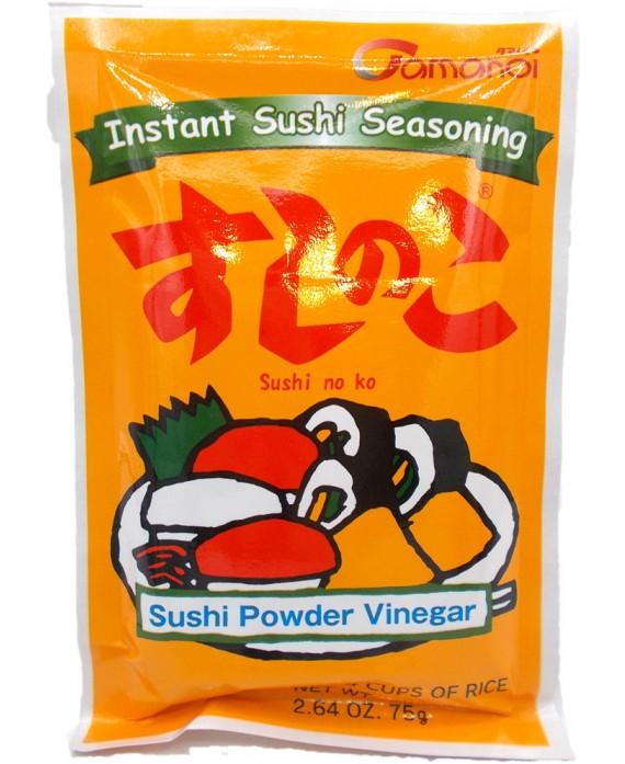 Instant sushi seasoning