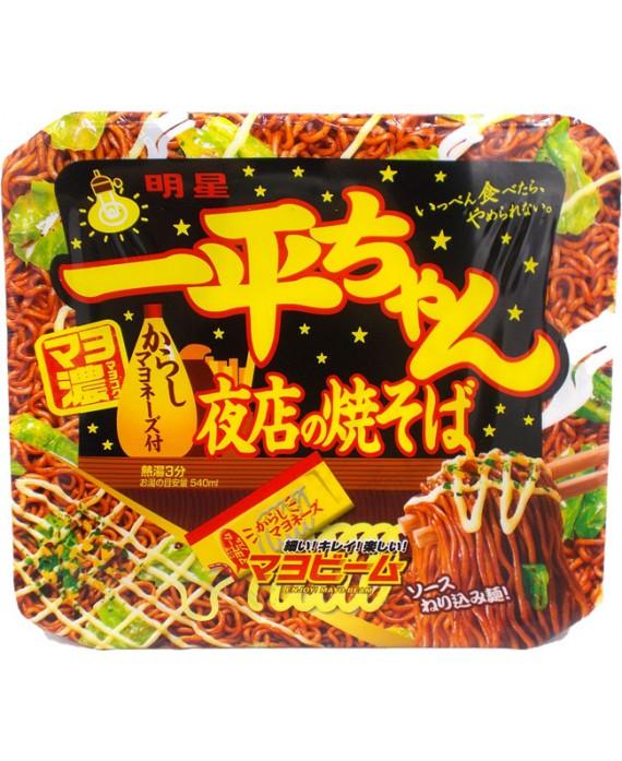 Nouilles instantanées yakisoba