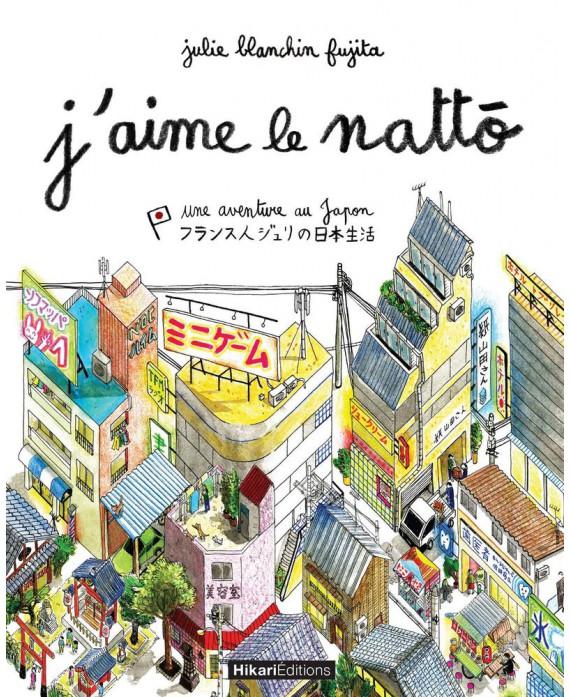 J'aime le natto