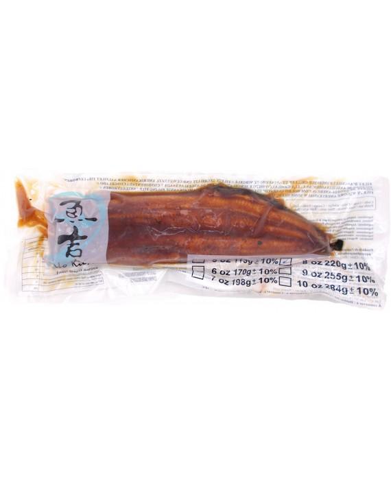 Frozen unagi grilled eel