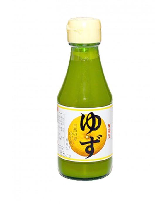jus citron japonais yuzu