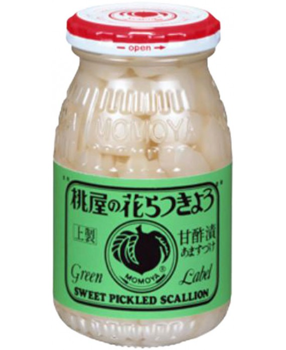 Vegetables Pickled Scallions Rakkyo Momoya 115g Yosaso