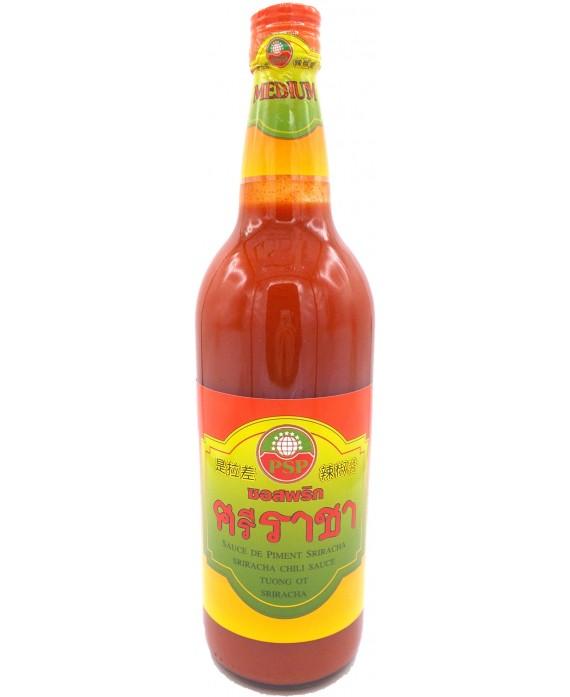 Sauce pimentée Sriracha...