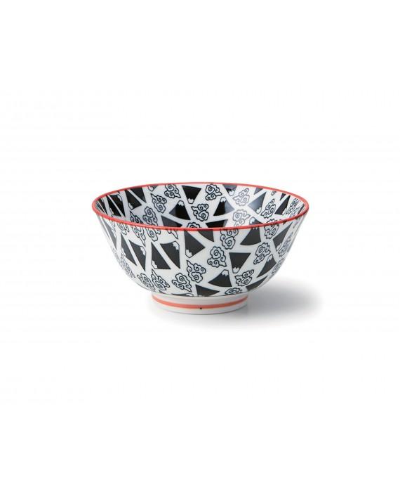 丸型50 多用碗 - 富士山