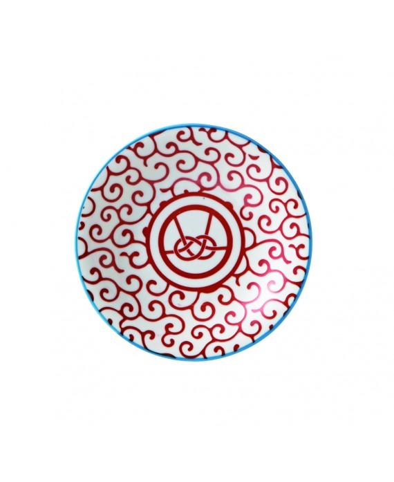SMALL PLATE - KARAKUSA