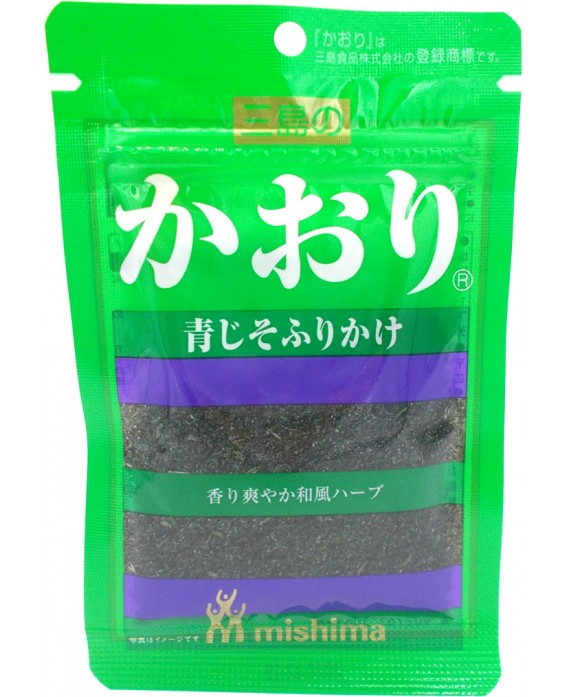 Furikake au shiso