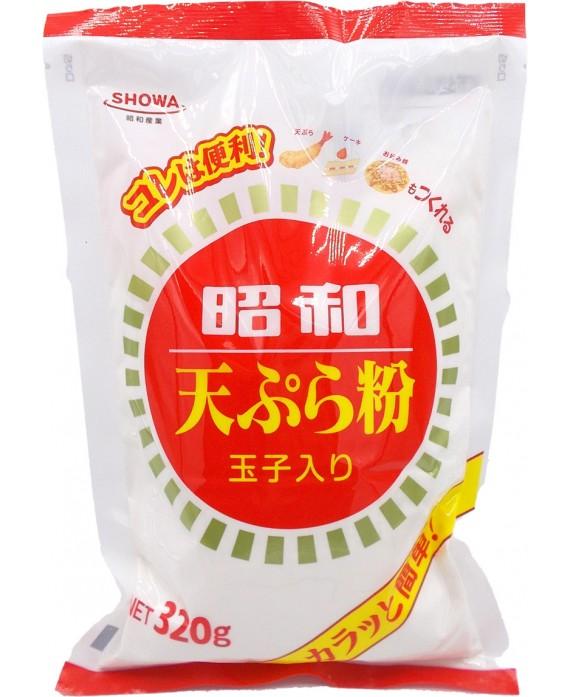 昭和 天ぷら粉 玉子入り - 320g