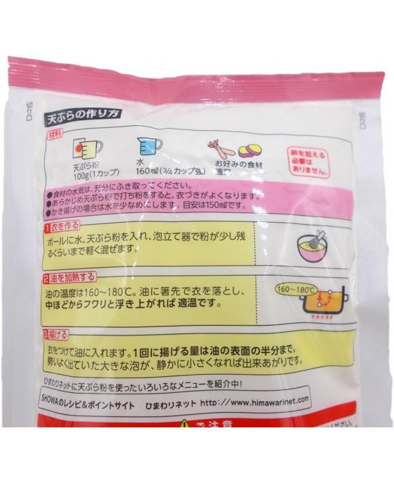 Farine tempura