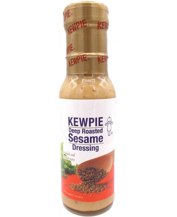Sesame dressing gluten free