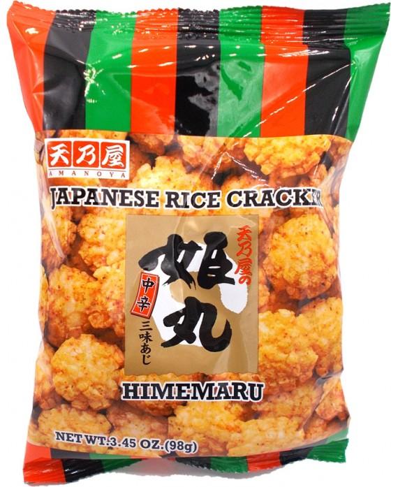 Himemaru Arare sembei rice...