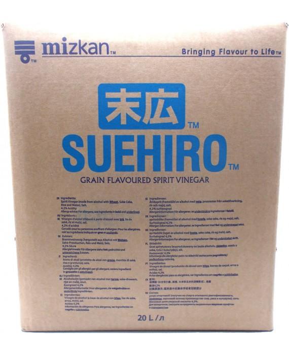 Rice & grain vinegar - 20L