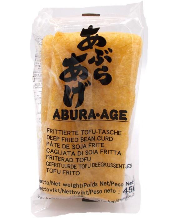 Abura age fried tofu - 3 pcs