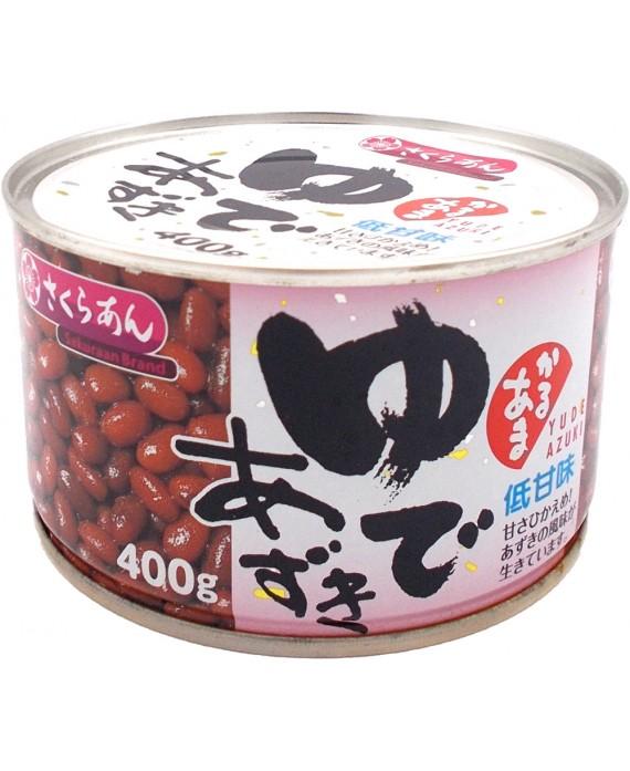 Haricots rouges azuki - 400g