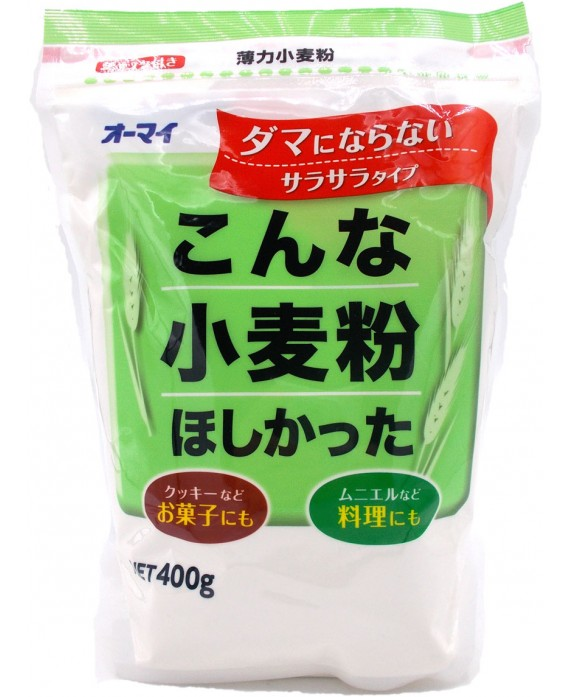 Wheat flour - 400g
