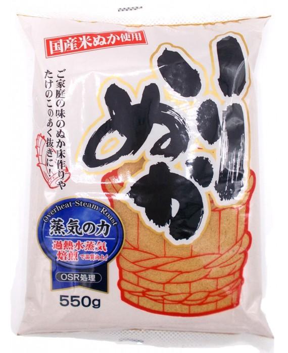 Rice bran irinuka - 550g