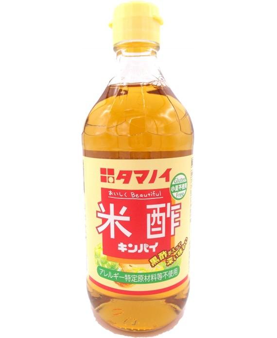 タマノイ 米酢 キンパイ グルテンフリー - 500ml