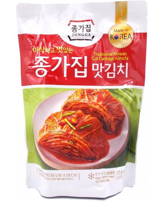 Kimchi spicy vegetables - 500g