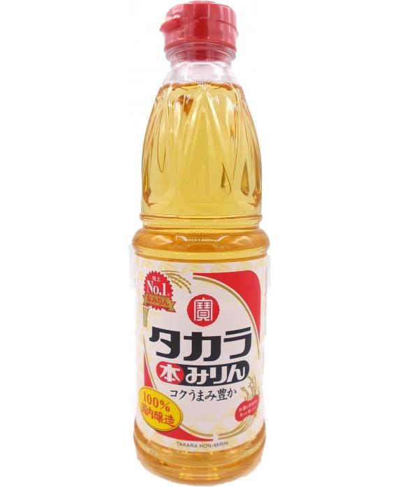 Mirin Sauce- Honmirin 600ml