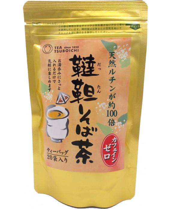 つぼ市製茶本舗 韃靼そば茶 - 60g (20P)