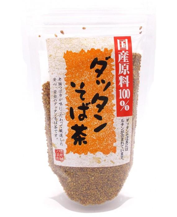 つぼ市製茶本舗 国産ダッタンそば茶 - 100g