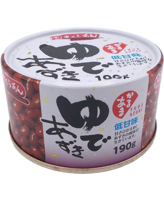 Haricots rouges azuki - 190g