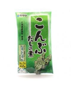 Konbudashi bouillon japonais en sachet - Shimaya 42g