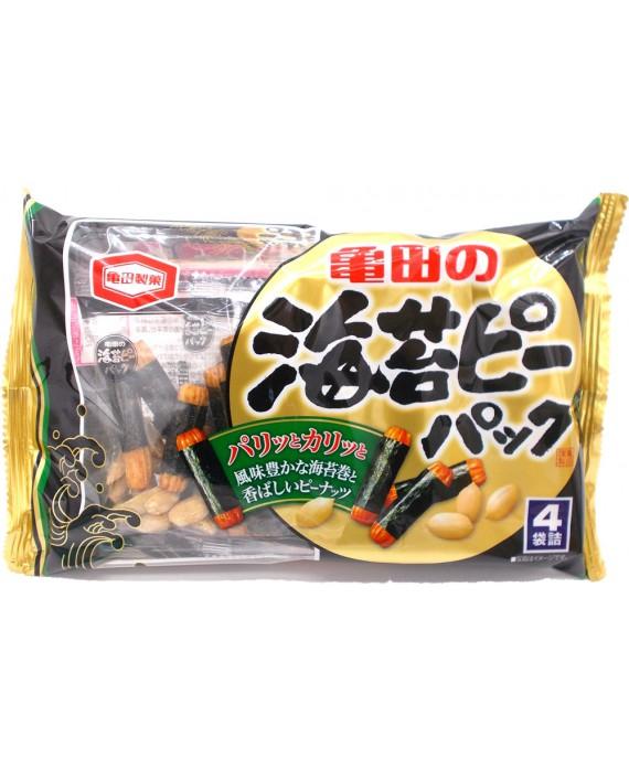 Nori Pea Pack snack