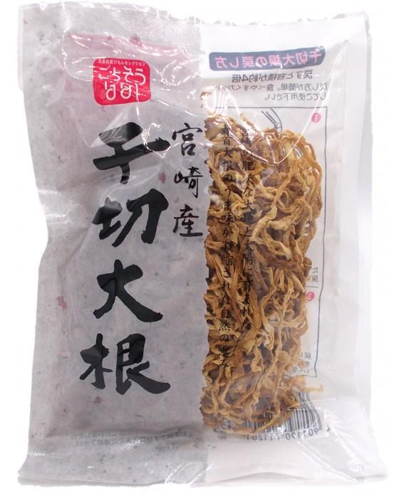 Dried daikon radish threads