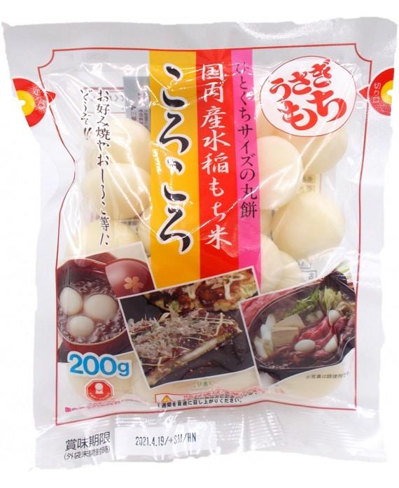 木村食品 うさぎ ころころ (小型生丸もち) - 200g