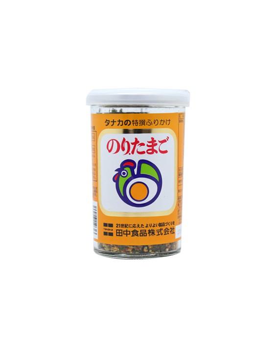 Furikake aux nori et aux œufs