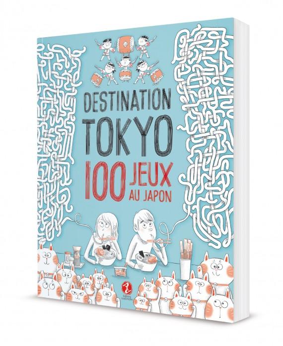 Destination Tokyo 100 jeux...