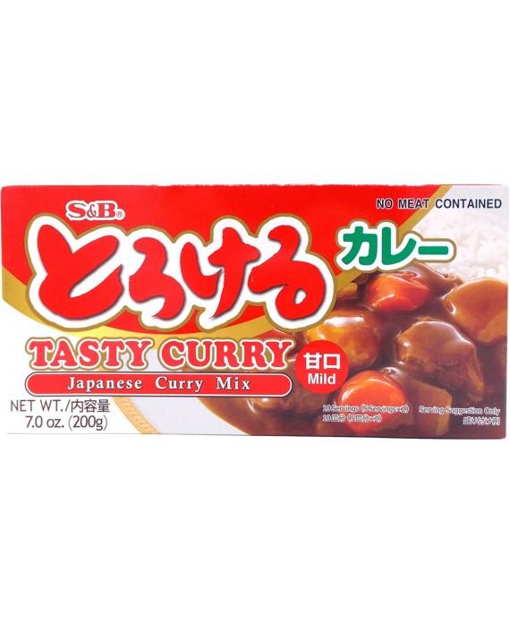 Torokeru curry mix - mild