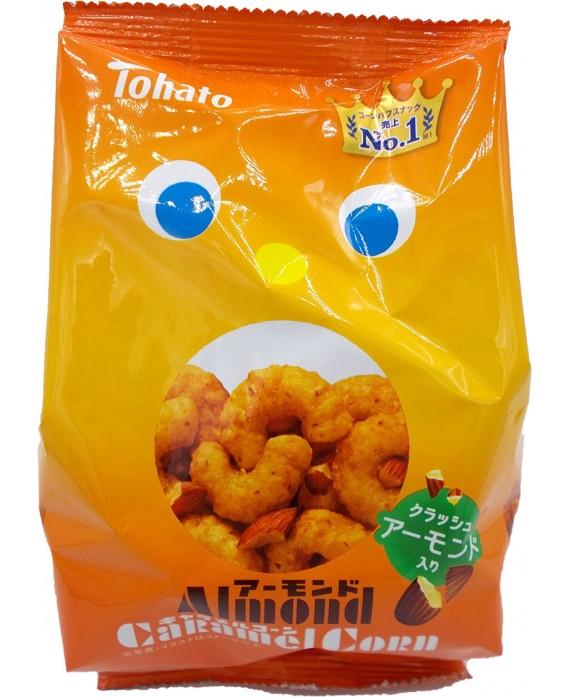 Almonds Caramel Corn biscuits