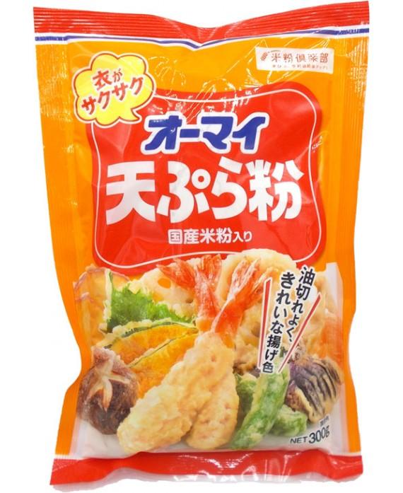 オーマイ 天ぷら粉 - 300g