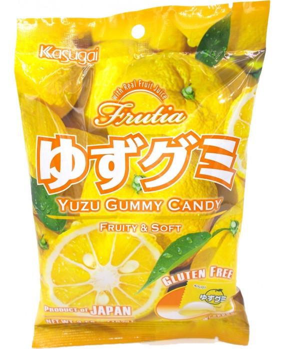 Bonbons au yuzu - Sans gluten