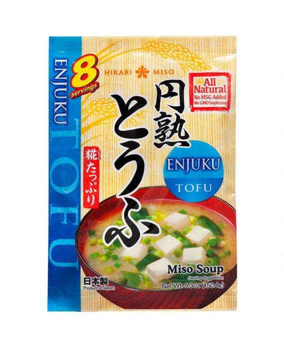 Soupe instantanée de miso au tofu - 8 repas