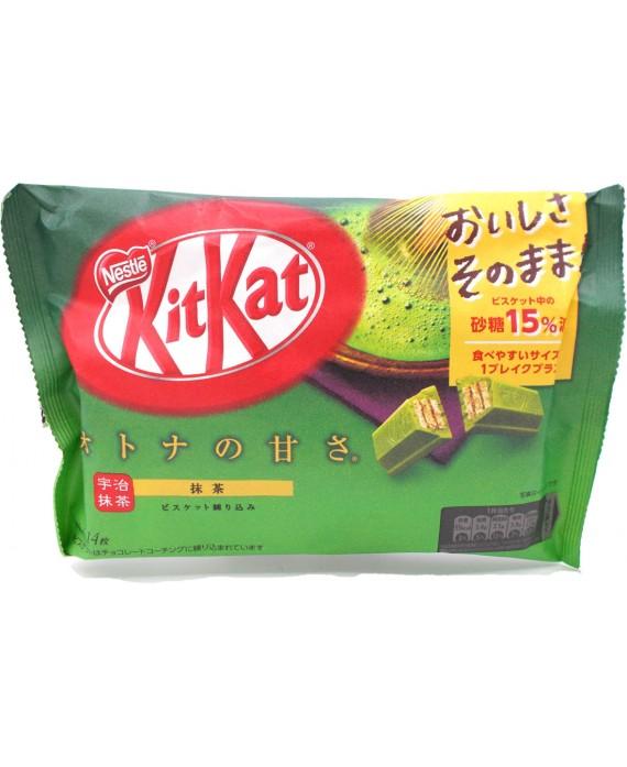 Kitkat au matcha