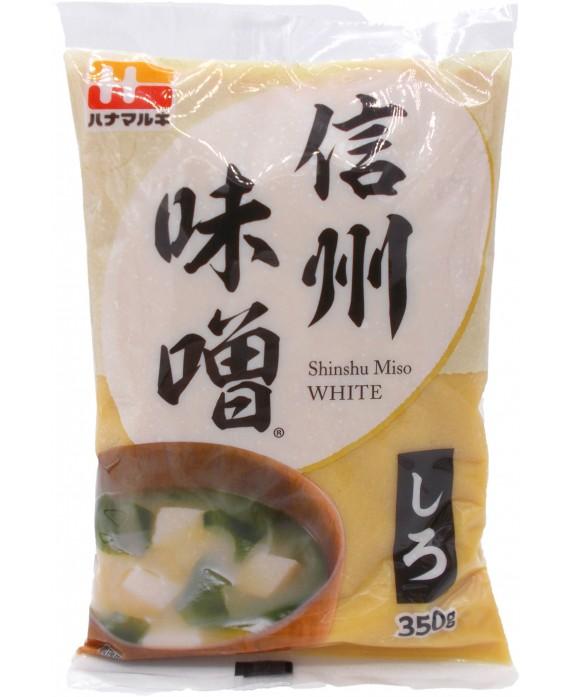 ハナマルキ 信州味噌 白 - 350g