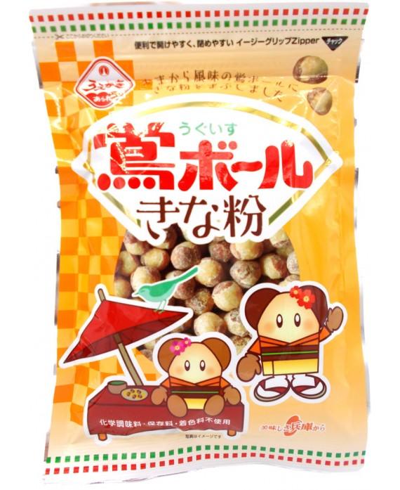 植垣米菓 鴬ボールきな粉 - 79g