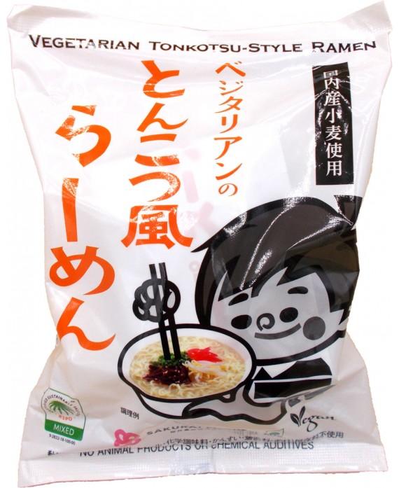 桜井食品 ベジタリアンのとんこつ風らーめん - 106g