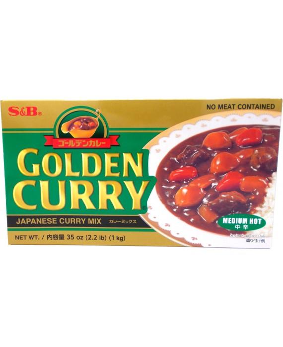 Golden Curry - Medium hot -...