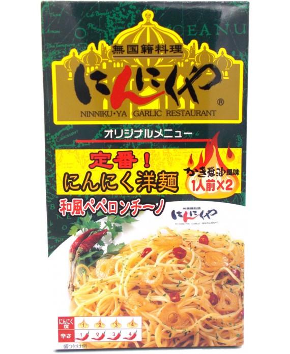 Sauce spaghetti peperoncino